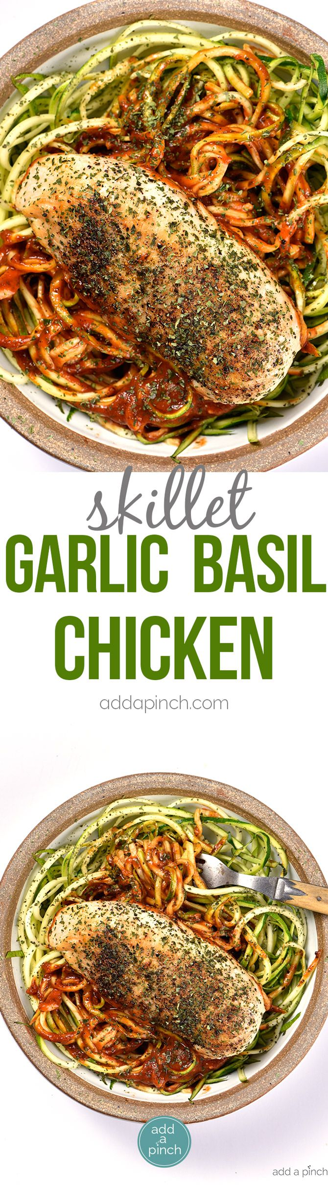 Skillets, The o'jays and Garlic basil chicken on Pinterest