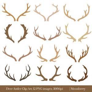 Deer Antlers Clip Art - Bing images