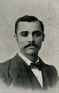 ALFRED OSCAR COFFIN - Although he was the first African American to earn a Ph.D. in a field of the biological sciences, Alfred Oscar Coffin ended his career as Professor of Romance Languages at Langston University in Oklahoma.  Born in Pontotoc, Mississippi on May 14, 1861, Coffin earned his bachelor's degree at Fisk University and his master's and Ph.D. in biology at Illinois Wesleyan University in 1889.