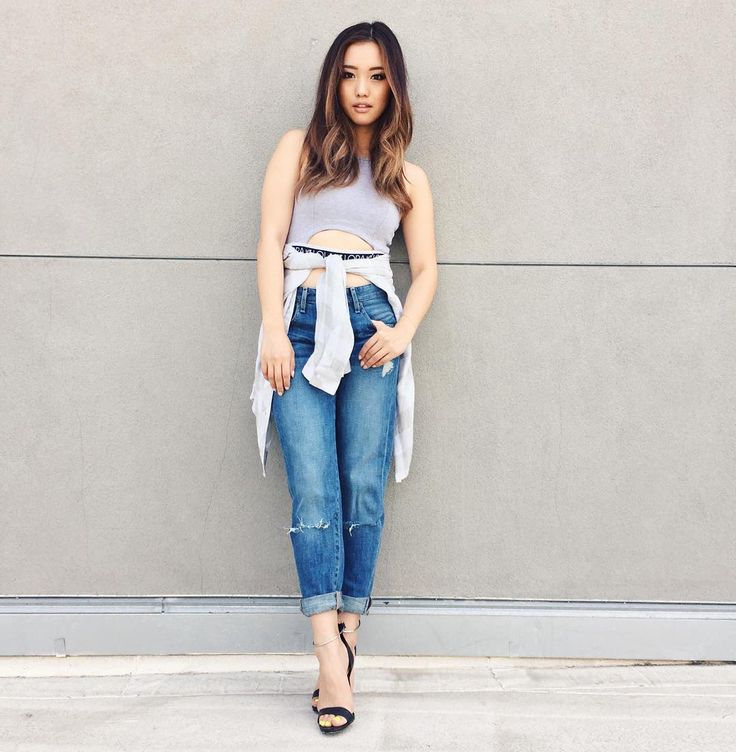 """Just another OOTD in this freakishly hot day."""