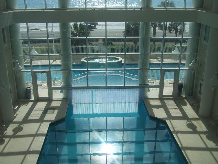 indoor outdoor luxury pool indoor pool combining outdoor pool with big glass windows bright