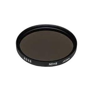 Hoya 77mm HMC ND8 Multi-Coated Neutral Density Filter