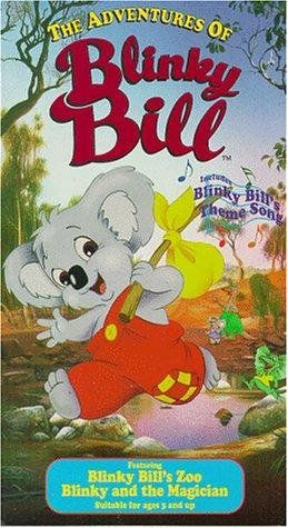 The Adventures of Blinky Bill (1993)