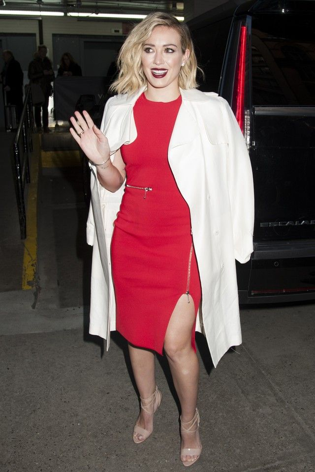 73 best images about Hilary Duff Fashion Style on ...