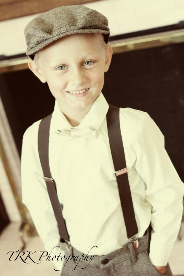 Please sir may I have some more? RINGBEARER OUTFIT WHADDUP