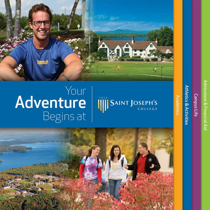 Saint Joseph's College on Behance