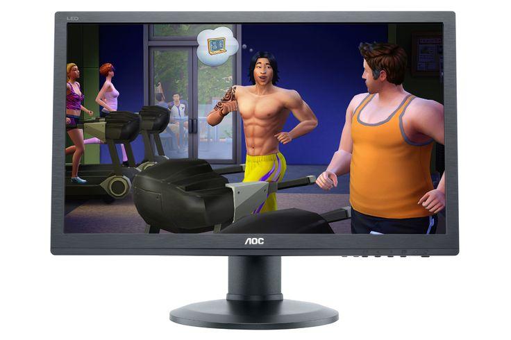 Monitoare premium pentru noua generatie de jocuri: AOC aduce 350 de display-uri la standul EA de la gamescom