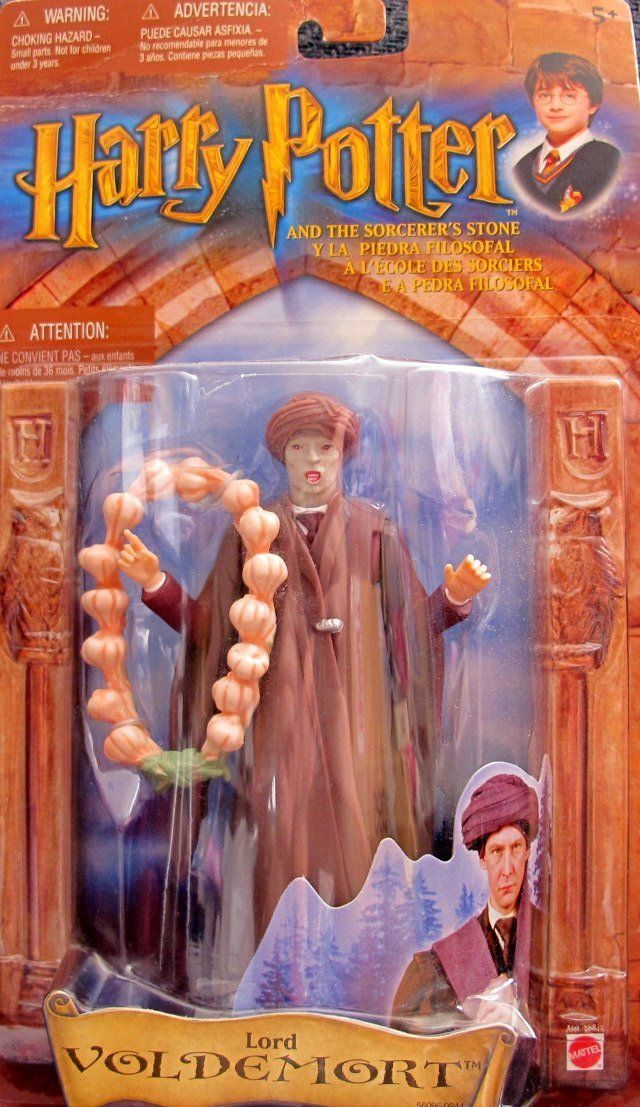 Damn. This figure is UGLY. Amazon.com: Harry Potter ...