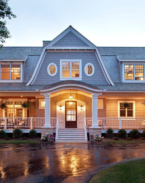 Dream Home Coastal Farmhouse   Hendel Homes