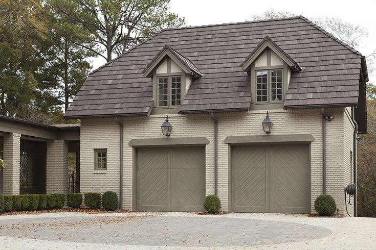 189 best dream home exteriors images on pinterest my for Garage builders atlanta