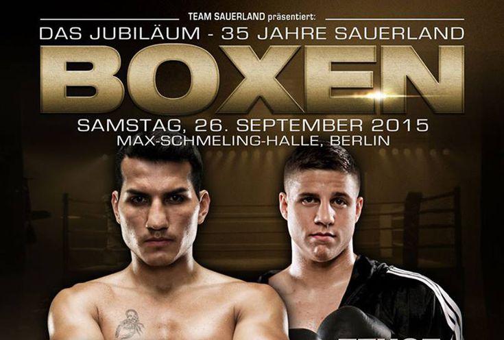 Der 26. September 2015 wird ein ganz besonderes Datum werden. Auf den Tag genau vor 35 Jahren veranstaltete Wilfried Sauerland seine erste Box-Gala in Deutschland.