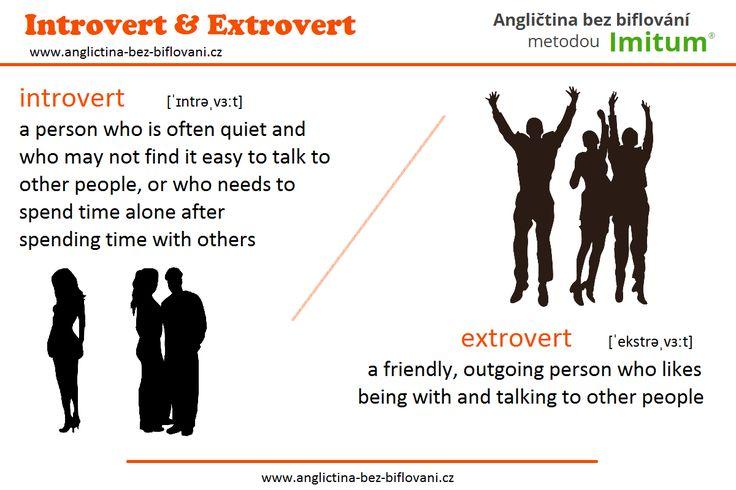 Jste spíše introvert nebo extrovert? A jak to vlastně poznat?