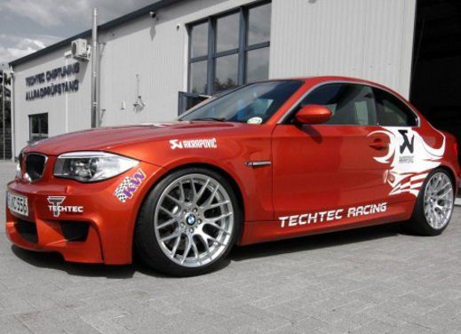 BMW Serie 1 M Coupè da 450 CV by TechTec