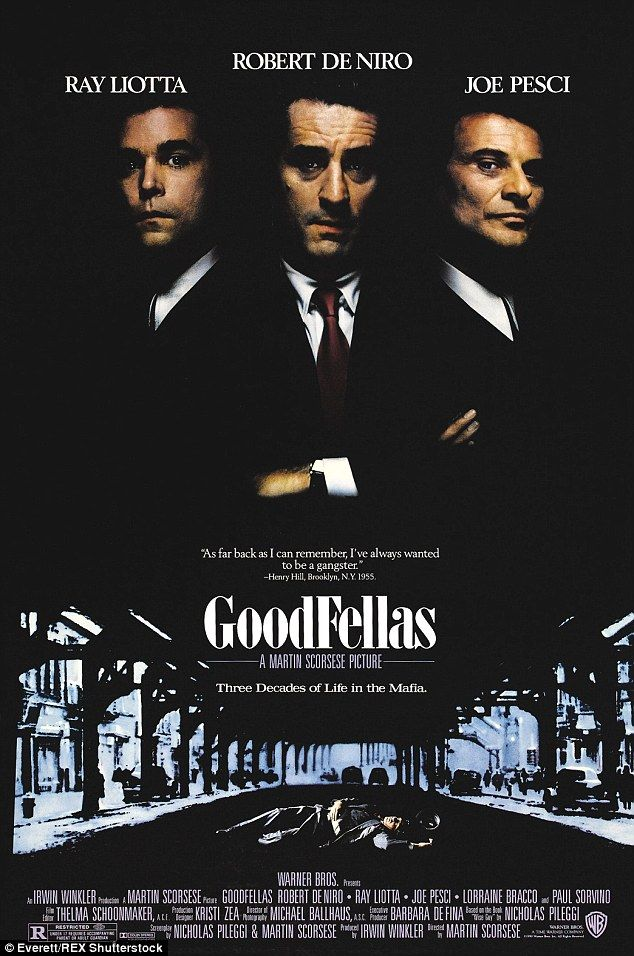 GoodFellas is a 1990 American biographical crime film directed by Martin Scorsese. It is a film adaptation of the 1986 non-fiction book Wiseguy by Nicholas Pileggi, who co-wrote the screenplay with Scorsese. The film narrates the rise and fall of mob associate Henry Hill (the first-person narrator in the film) and his friends over a period from 1955 to 1980.