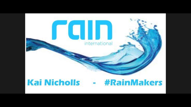 Rank Advancement at Rain International - Training