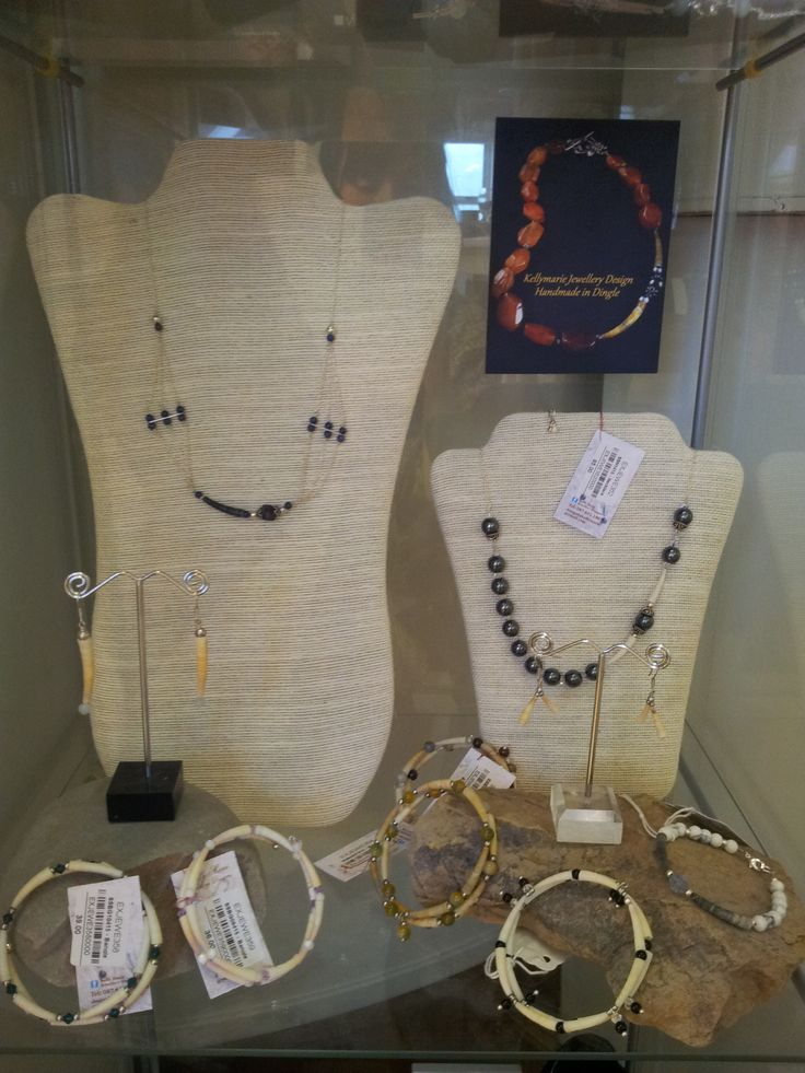 Necklace & Bracelet Display