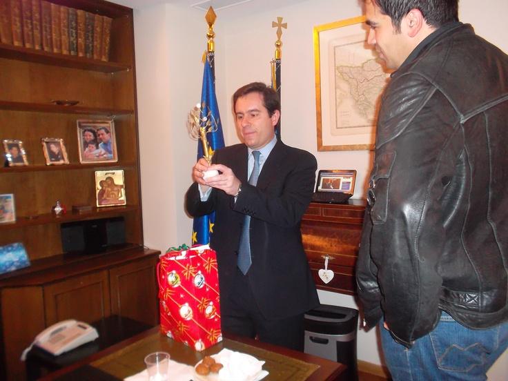 Χριστουγεννιάτικη Εορτή 2011 [22/12/2011]