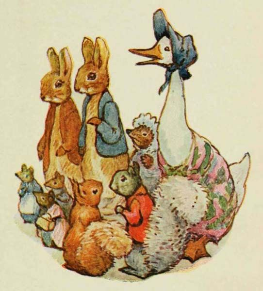 Pictures by Beatrix Potter | BEATRIX POTTER