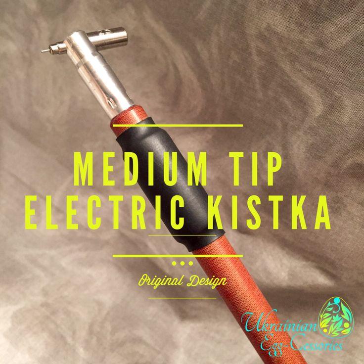 Electric Kistka - Medium Tip