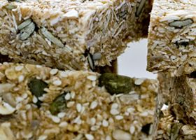 muesli bars | #muesli #recipe #foodwise