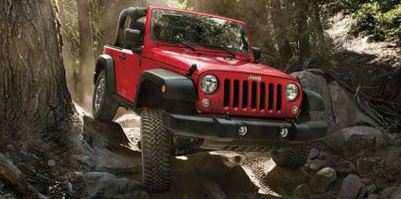 """From the moment you hoist yourself into the cockpit and lurch forward with a grunt of the engine, the Jeep Wrangler wants to let you know that you are driving a big, hulking machine, not a portable living room."""