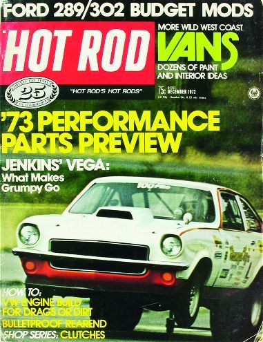 HOT ROD MAGAZINE 1979, 12 Issues
