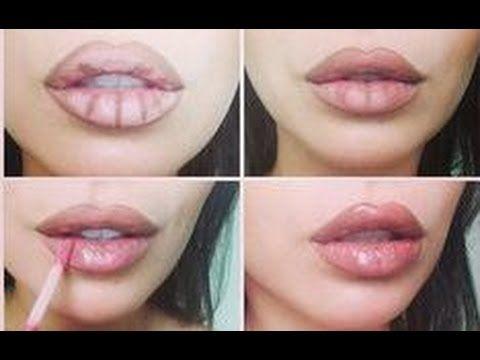 Big Lip Contouring Tutorial (Kylie Jenner VMAs) | Cassandra Bankson