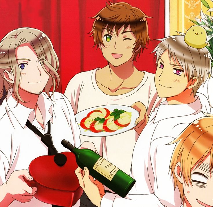 hetalia the beautiful world BTT <----- Does anyone else notice Iggy's face in the foreground?