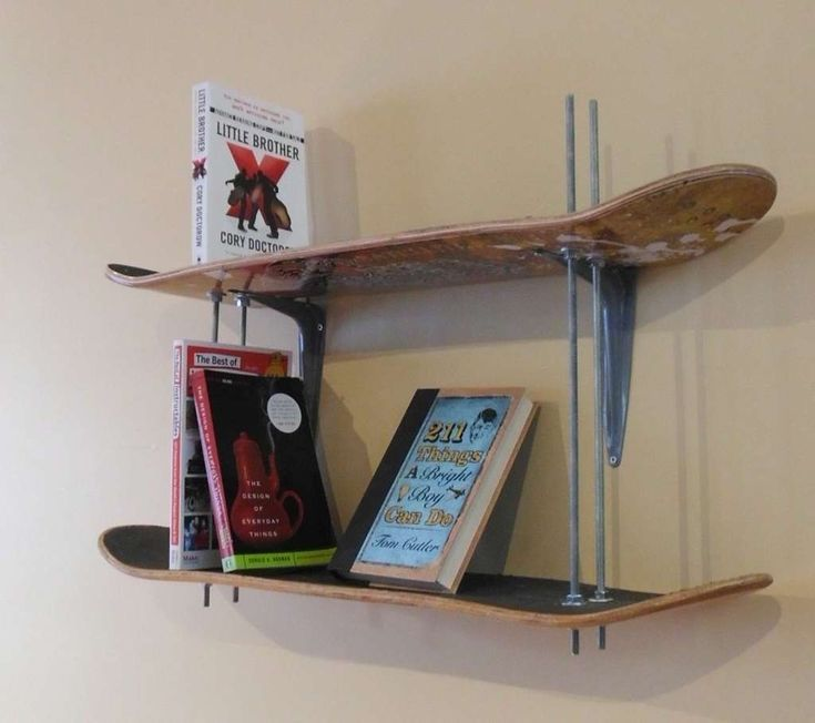 skateboard shelves - Google Search