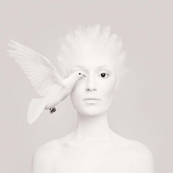 Self Portrait - Flora Borsi