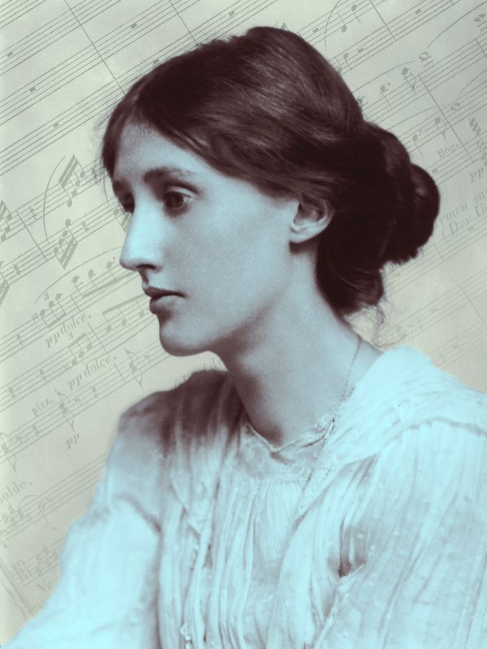 The Power of Music, Woolf and Wagner 'The only thing in this world is music—music and books and one or two pictures'.