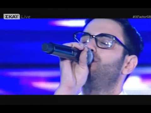 Χ FACTOR GREECE 2016   LIVE SHOW SIX   ΙΑΝ ΣΤΡΑΤΗΣ   BATTLE