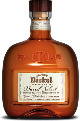 George Dickel Tennessee Whisky - Barrel Select