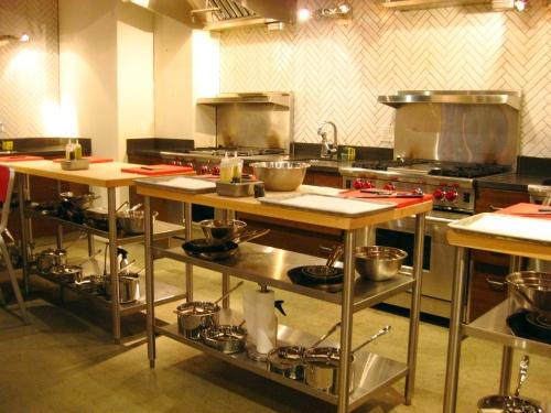 Restaurant Kitchen Work Stations 9 best kitchen classroom images on pinterest   cooking school