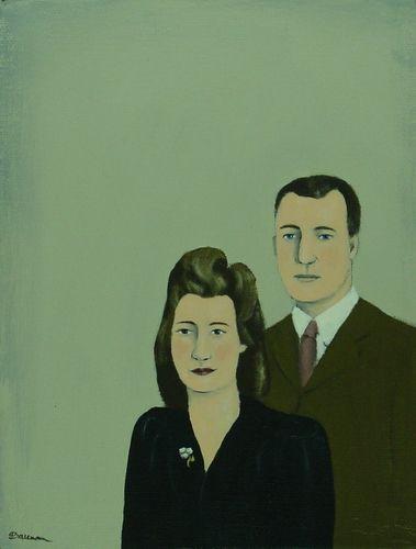Marge and Wilson Hundreader - Elizabeth Bauman