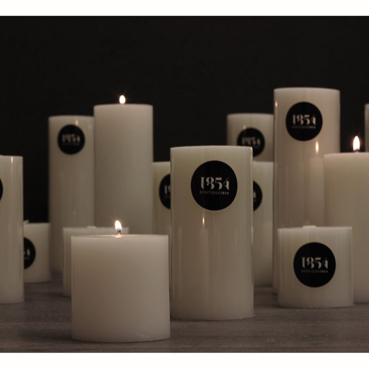 1854 Candles!