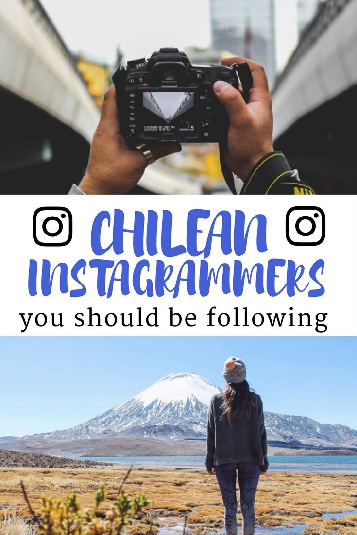 In celebration of Fiestas Patrias in Chile, I've interviewed some top Chilean instagrammers. Make sure to check out their beautiful galleries!