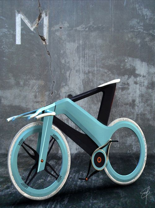 The main idea behind the MOOBY bike concept designed by Madella Simone is to enable the rider to easily re-skin your ride with personalized graphics...