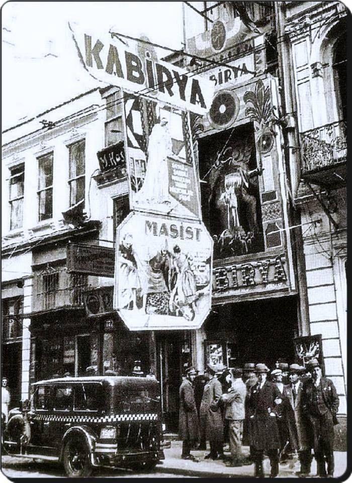 İstanbul _ Beyoğlu - 1930 lar