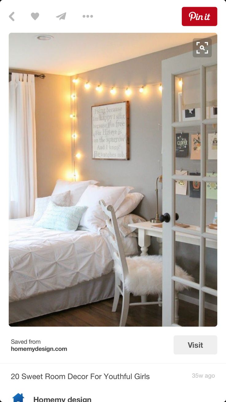 135 best Teen Room Decor images on Pinterest | Schlafzimmer ideen ...
