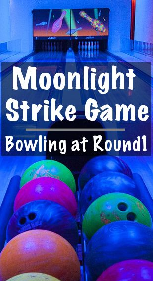 Looking for a fun and unique experience in Japan? Try your hand at the Moonlike Strike Game, a creative twist to bowling. Win the Moonlight Strike Game at Round1 Entertainment by knocking down the requirement number of bowling pins. If you succeed, you win a prize and get your picture taken with your group! Read the full article to find out what it's like to play the game, and don't forget to pin it to your travel and Japan boards! | #unique #experience #Japan #bowling #Round1