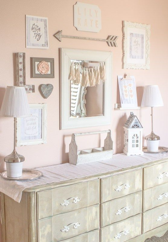25+ Best Ideas About Girl Wall Decor On Pinterest | Girl Nursery
