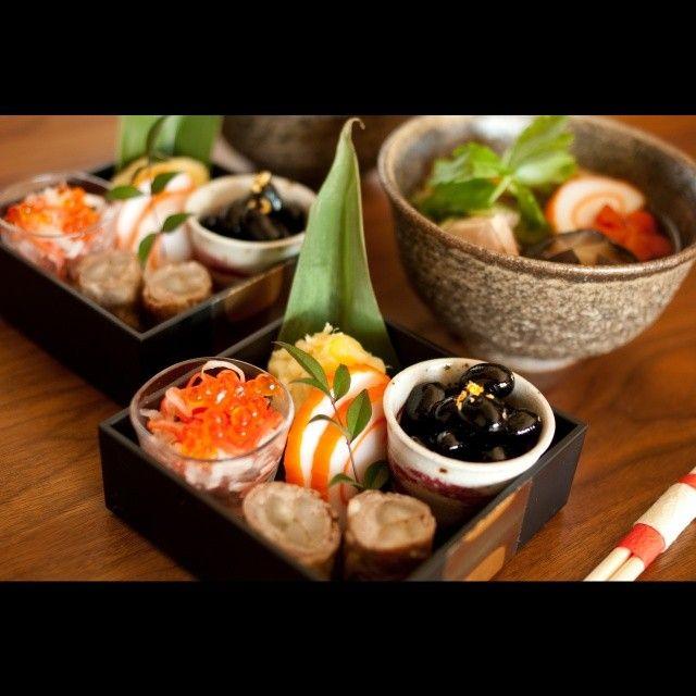 Osechi Ryori, #japanese traditional new year #food おせち料理