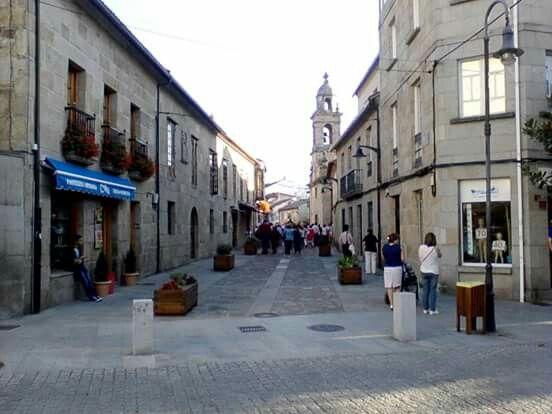 Cambados. Galicia