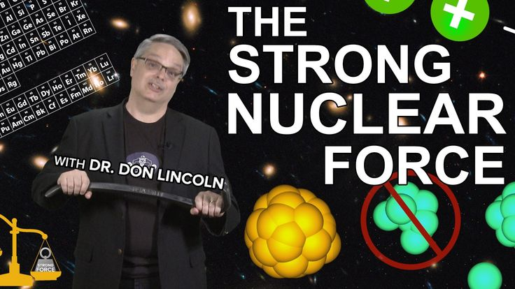 The Strong Nuclear Force Lessons 2 and 3
