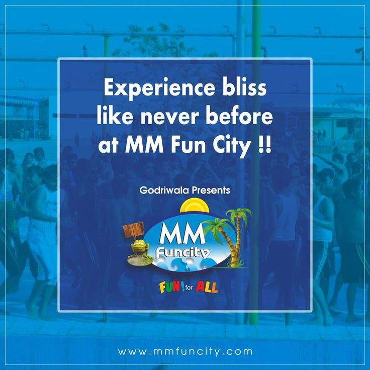 Experience bliss like never before at MM Fun City !! #MMFUNCITY #Fun #Chhattisgarh #Raipur