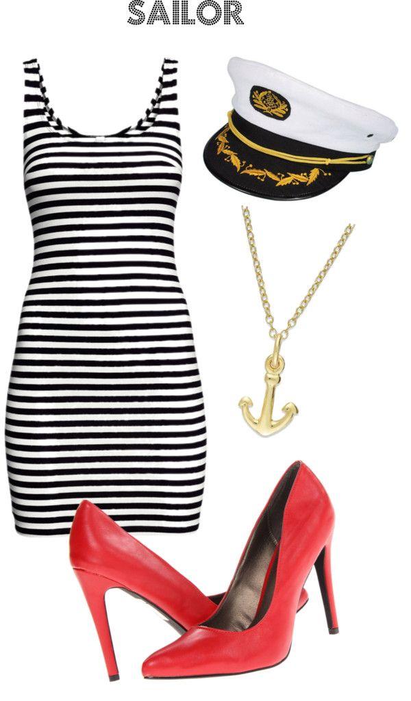 #Disfraz de marinera | Hazlo tú #DIY