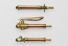 Copper accessoires for organic agriculture  accessori in rame per agricoltura biologica