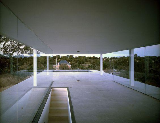 Alberto Campo Baeza / De Blas house: