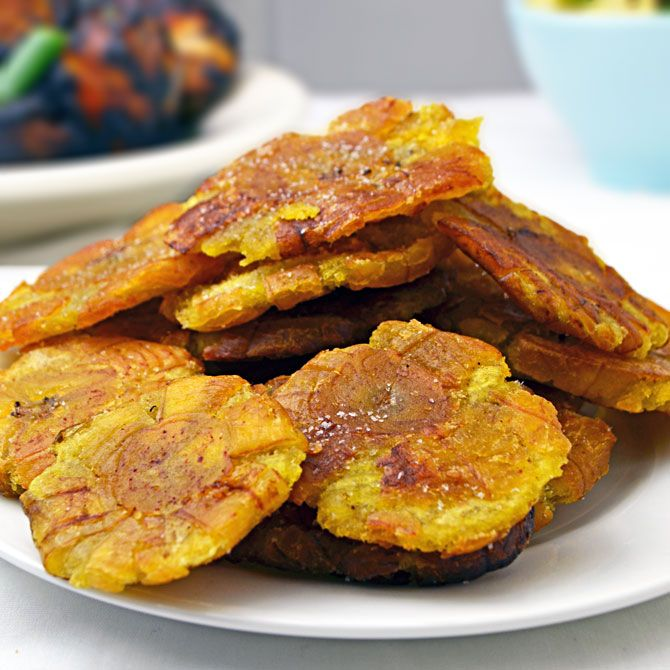 Better than Fries: Tostones (Fried Green Plantains) | Host The Toast Blog